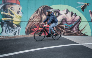 test bici elettrica geero