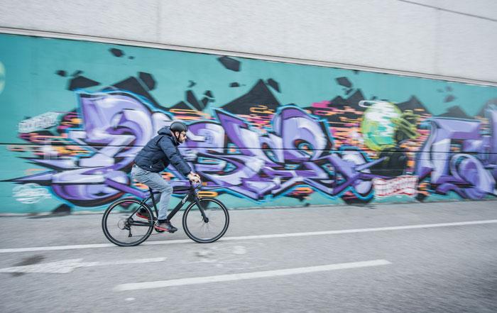 Test bici elettrica GEERO!