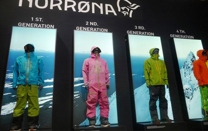 Nachhaltigkeit - Norrona