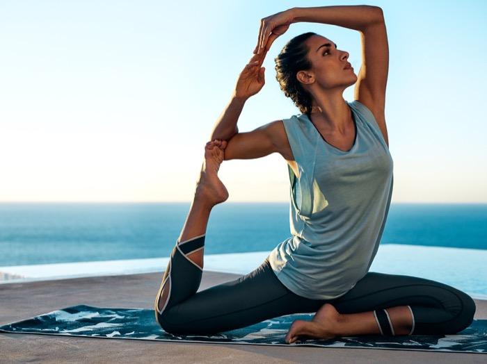 Yoga Bekleidung Casall