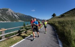 Giro del Lago di Resia 2017