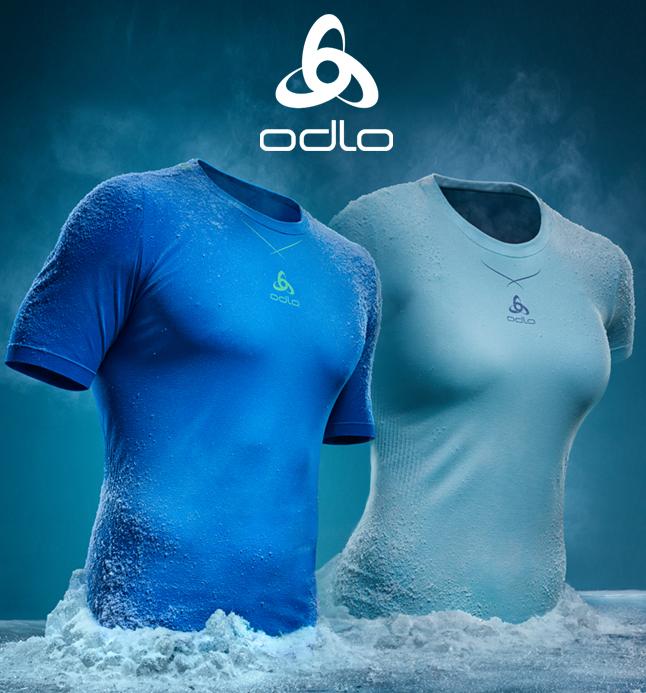 Odlo Ceramicool Seamless shirt