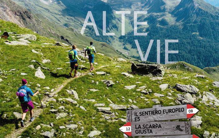 New! SPORTLER Magazine 'Alte Vie'.