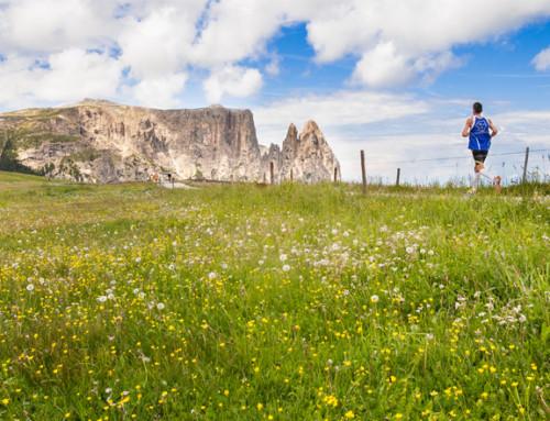 Fünfte Auflage des Seiser Alm Halbmarathons