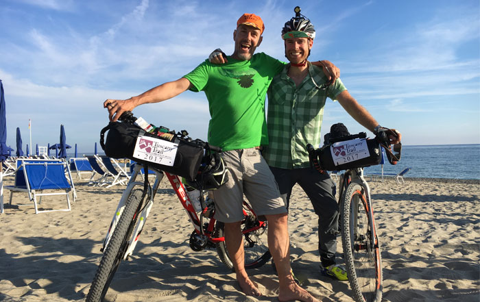 Tuscany Trail 2017 – DAS Bike-Packing-Abenteuer
