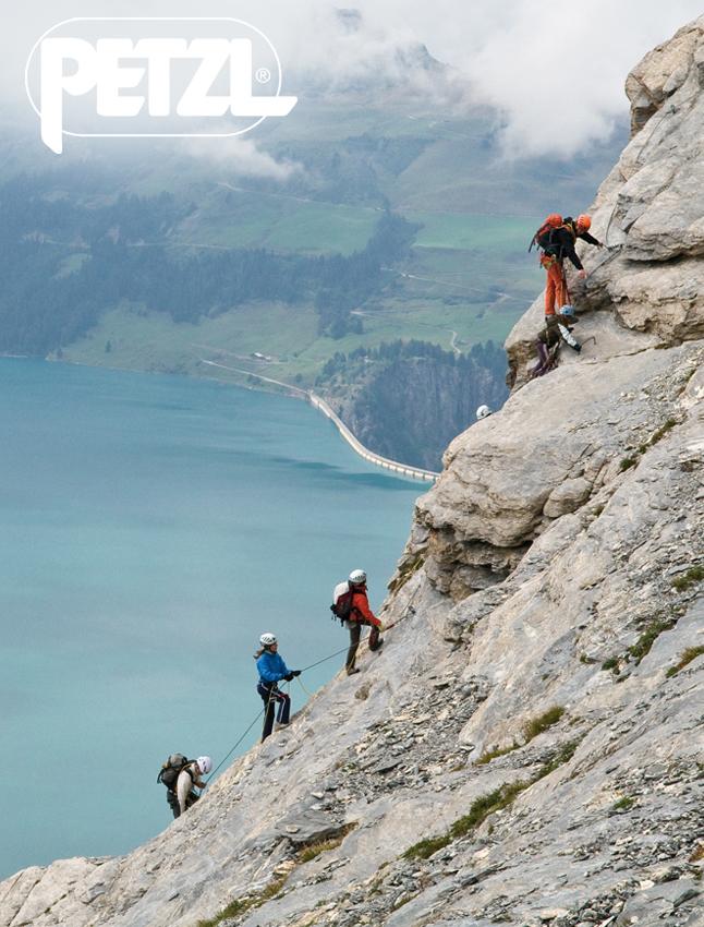 Petzl Klettersteigset