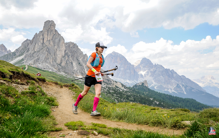 The North Face Lavaredo Ultra Trail 2017