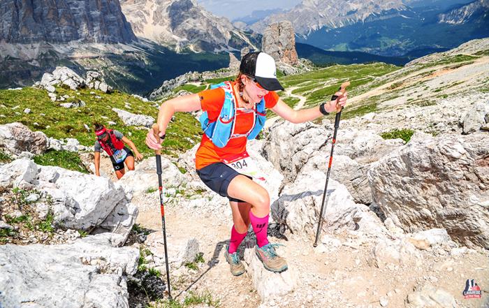 The North Face Lavaredo Ultra Trail Vroni Heidrich