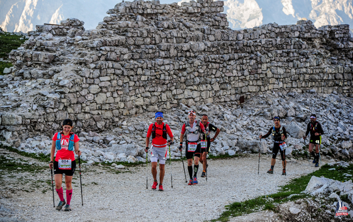 The North Face Lavaredo Ultra Trail 2017
