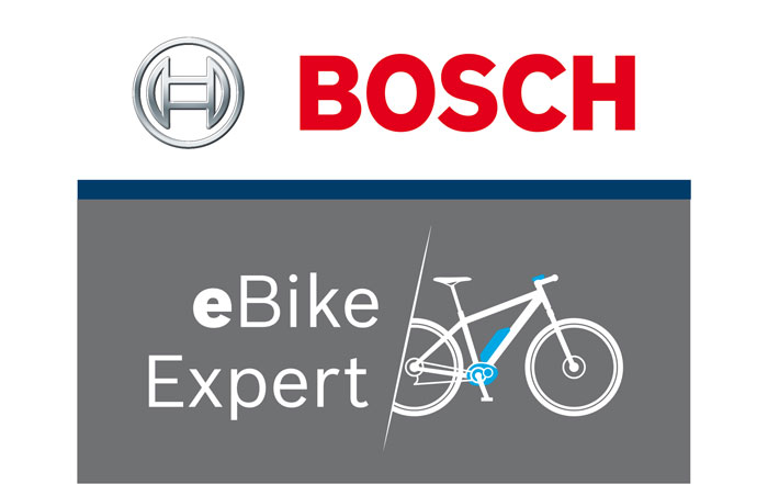 bosch ebike experts logo