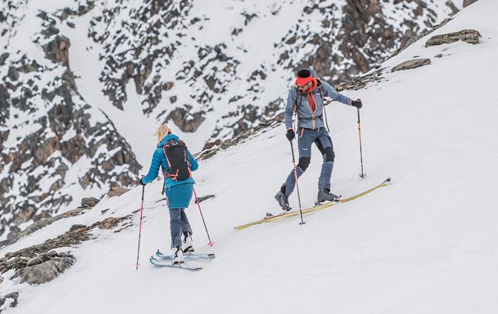 Welche ist die optimale Skitourenausrüstung?