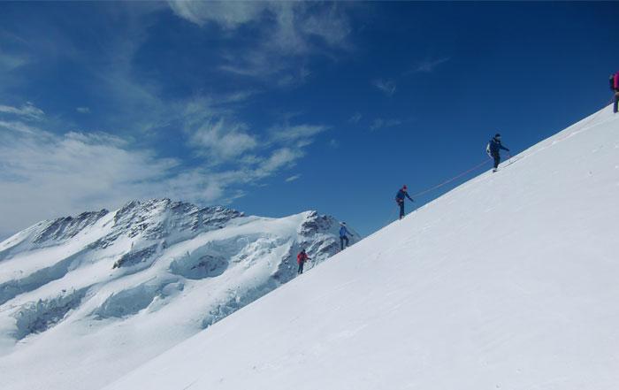 The North Face Mountain Festival 2017 gletschertou