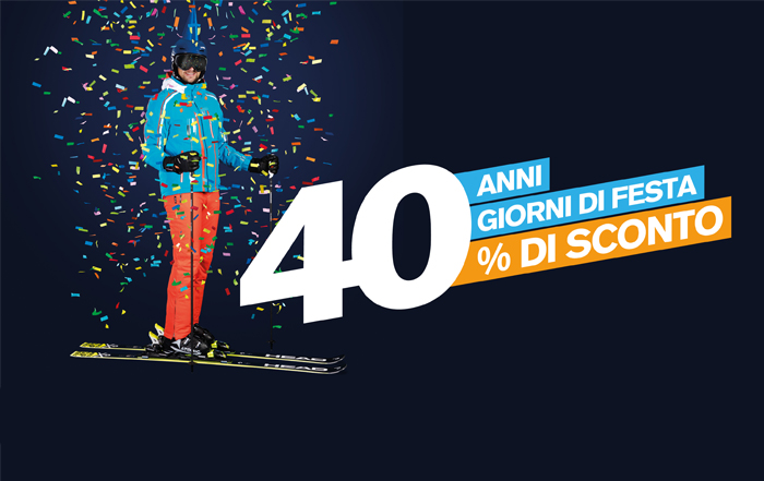 40 anni SPORTLER