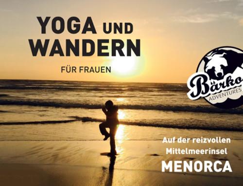 Yoga und Wandern für Frauen