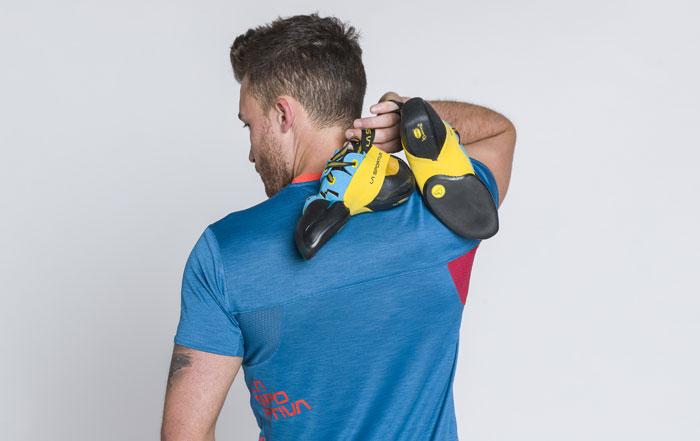 scarpe da arrampicata la sportiva