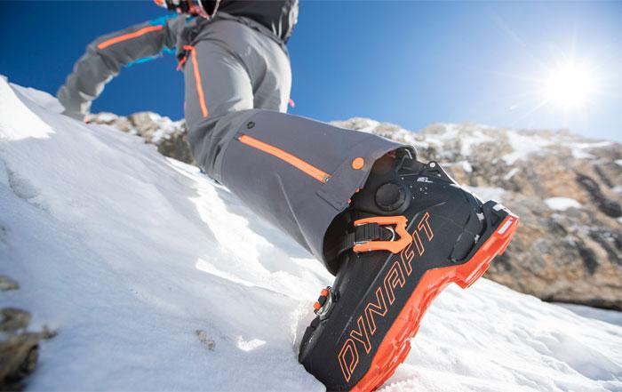 Dynafit Hoji: die Revolution des Skitourenschuhes