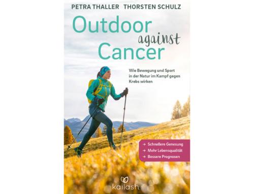 Einladung: Outdoor against Cancer, mit Sport den Krebs bekämpfen