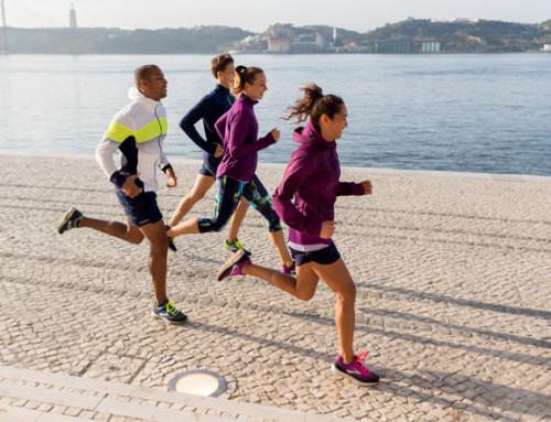 Mit dem Laufen anfangen