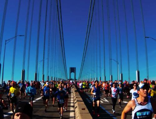 Wie trainiere ich für einen Marathon?